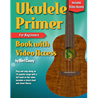 Ukulele Primer Book for Beginners - Online Video Access