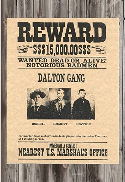 Old Fashioned Real Wanted Poster Illustration - Best Resume Examples ...