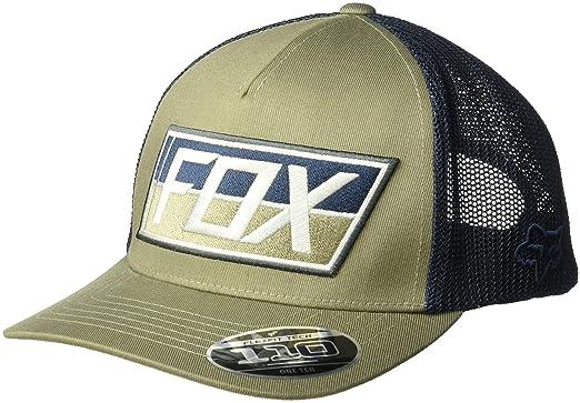 Gorra Trucker Hellbent 110 by FOX gorragorra de baseball (talla única - verde oliva)