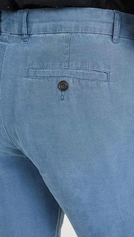 Vince Mens Classic Fit Hemp Shorts