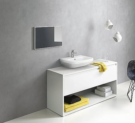 Hansgrohe 71107000 Logis grifo de lavabo 100 con vaciador Push ...