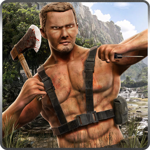 Amazon Jungle Rules Of Survival Escape Mission 3D: Hero Hunter hardtime survivor Fighting Adventure Simulation Game 2018