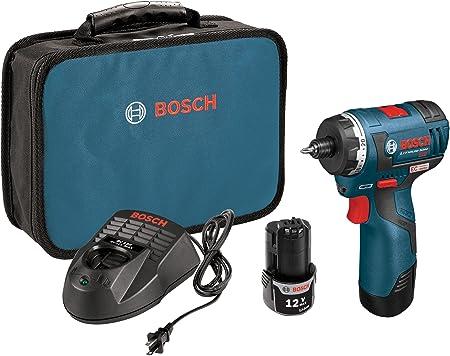 Amazon.com: Taladro/atornillador sin escobillas Bosch PS32 ...