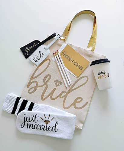 Amazon Com Bride To Be Gift Box Engagement Gift Box For Bride Gift