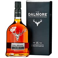 Dalmore 15 Jahre Single Malt Scotch Whisky (1 x 0.7 l)