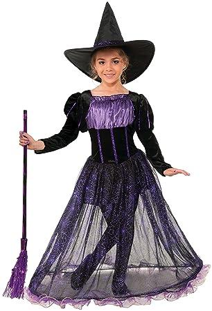 Amazon.com: Forum Novelties Purple Potion Witch Costume, Small ...
