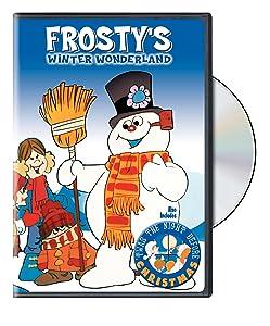 Frosty's Winter Wonderland/Twas the Night Before Christmas