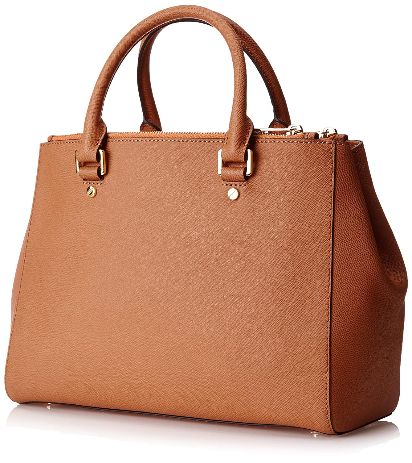 8cce3b311875 Michael Kors Sutton Medium Satchel Luggage: Amazon.co.uk: Luggage