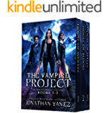 The Vampire Project Box Set: (Books 1 - 3)
