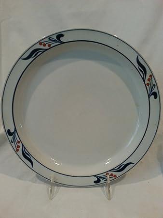 Amazon.com | Dansk Bistro Maribo Dinner Plate, Dansk Dinner Plate 10 ...