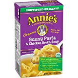 Annie's Bunny Pasta & Chicken Broth Soup 17 oz Aseptic Pk (pack of 8)