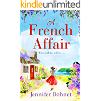 A French Affair: The perfect escapist read from bestseller Jennifer Bohnet book cover