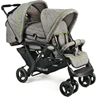 CHIC 4BABY 27432enfants Chariot, gris