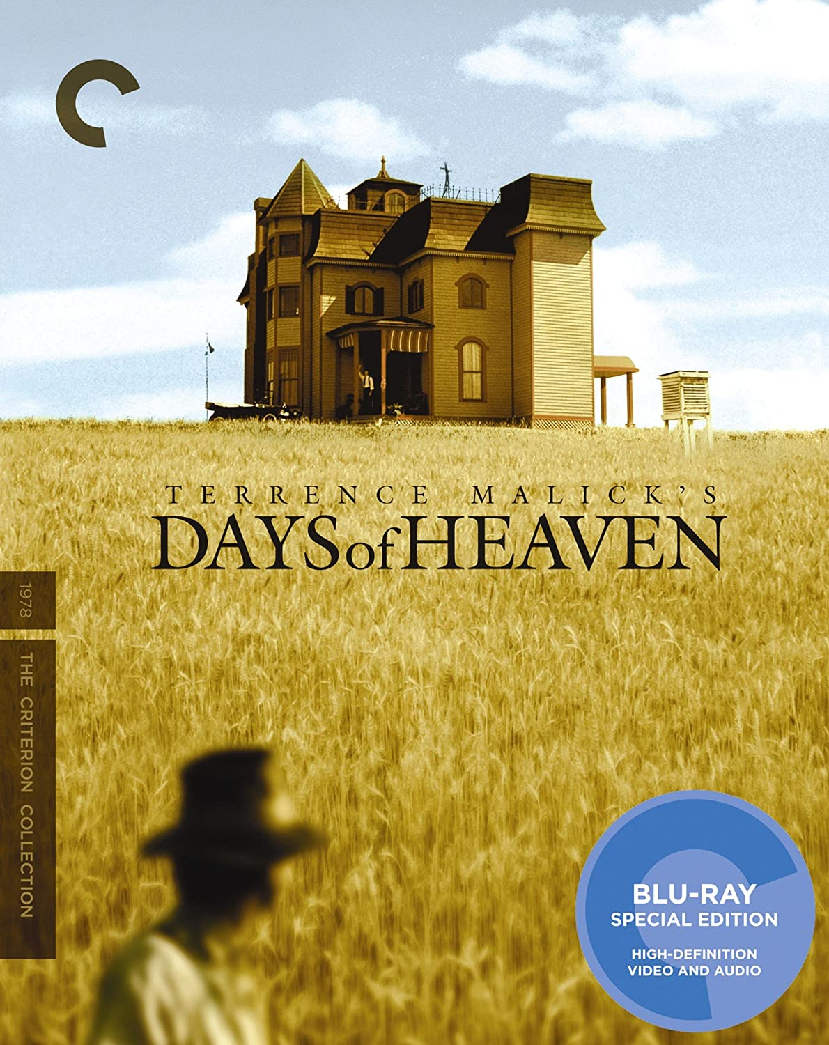 Amazoncom Days Of Heaven The Criterion Collection Bluray - Man filmed this heaven for 7 days