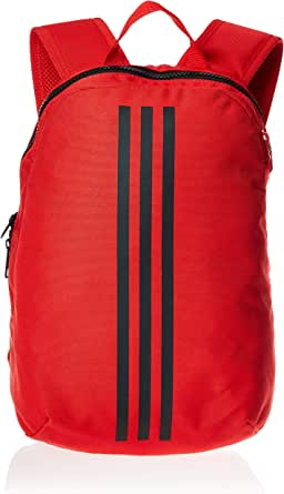 adidas Unisex-Child Backpack, Red - FN0983