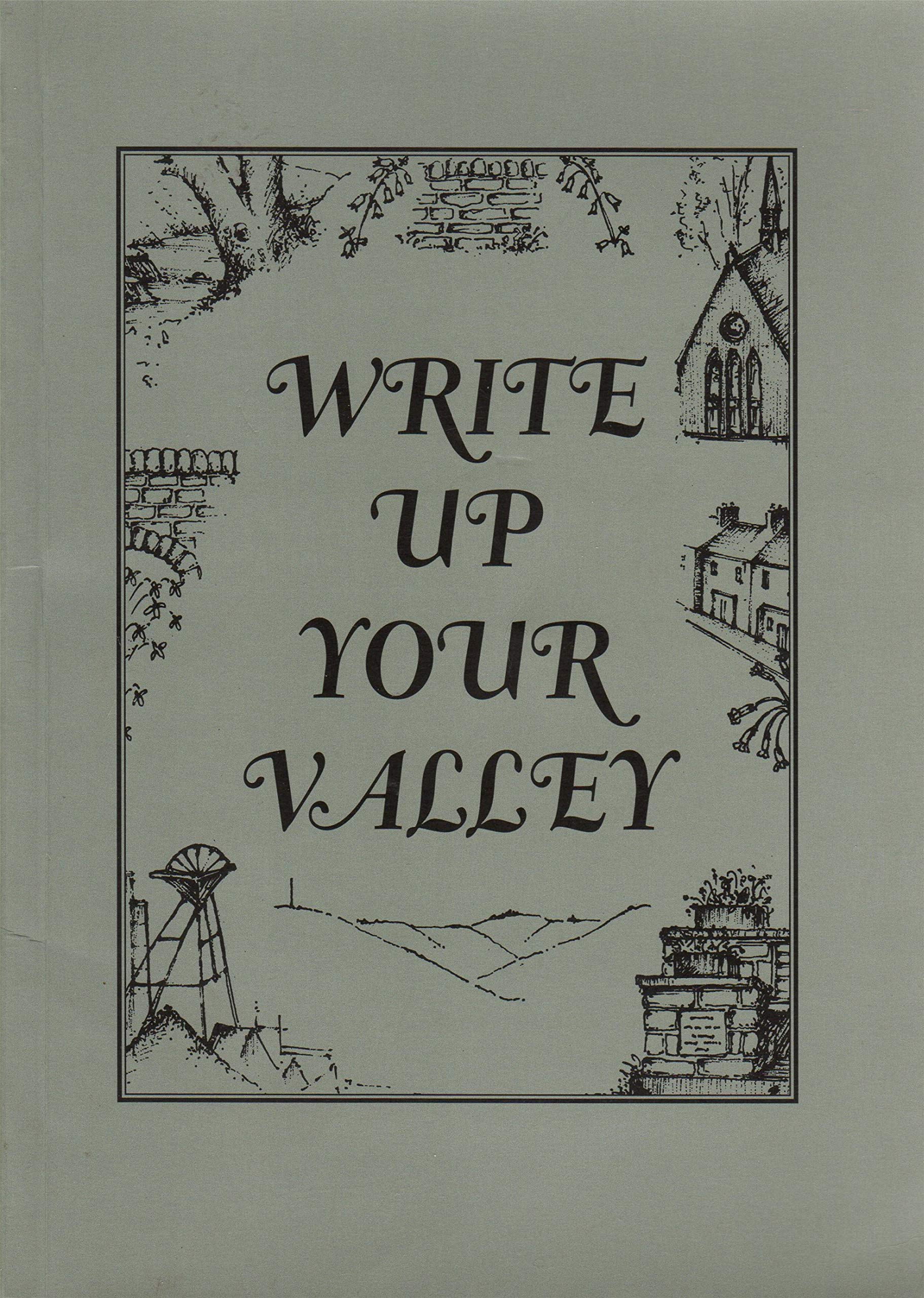 Write Up Your Valley: An Anthology: Amazon.es: Lewis ...