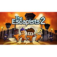 Deals on The Escapists 2 for PC Digital