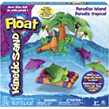 Kinetic Sand - Paradise Island Float (Seals, Dolphins, Turtles)