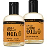 ST. D'VENCÉ Sweet Almond COldpressed Carrier Oil (100 ml) - Pack of 2