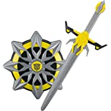 Transformers Bumblebee The Last Knight Hasbro Toy Sword With Awesome Battle Sound Effects And Shield Pack