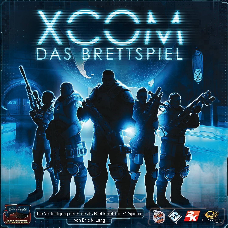 Heidelberger HE745 - XCOM Brettspiel: Amazon.de: Spielzeug
