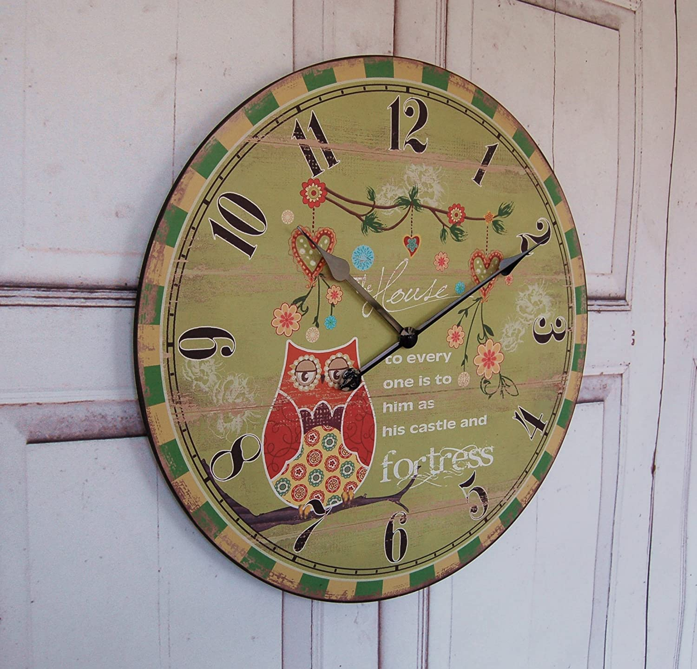 Grose Wohnzimmer Uhren: Renovierung