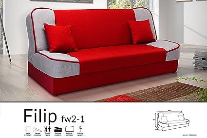Nuevo barato. Click Clack sofá cama con Storge: Amazon.es: Hogar