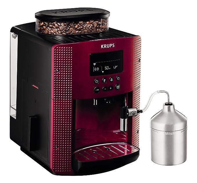 Krups Compact Cappucino EA816570 - Cafetera Superautomática 15 ...
