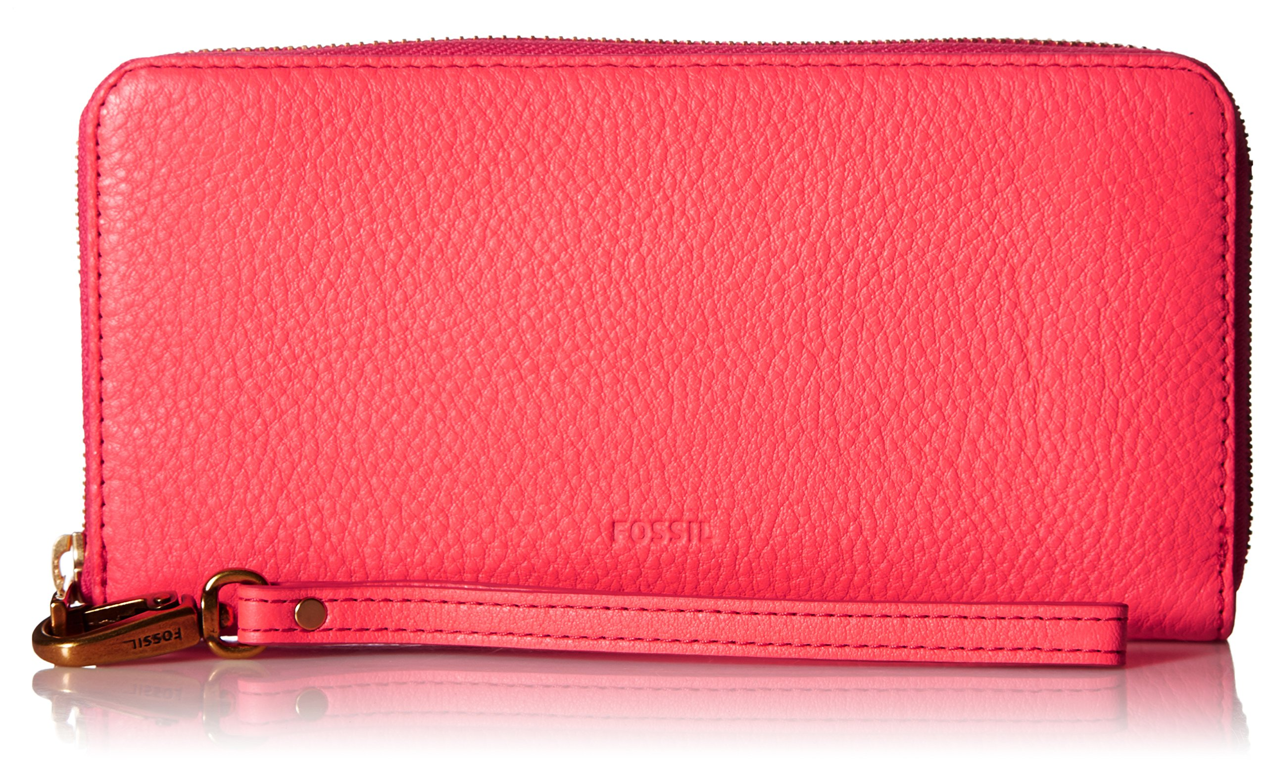 6b37ae8fb280 Fossil Emma Large Zip Wallet. Product main image