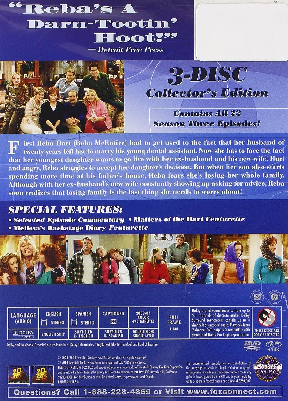 Amazon.com: Reba: Seasons 1-6: Reba McEntire: Movies & TV