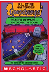 The Curse of the Creeping Coffin (Give Yourself Goosebumps) Kindle Edition