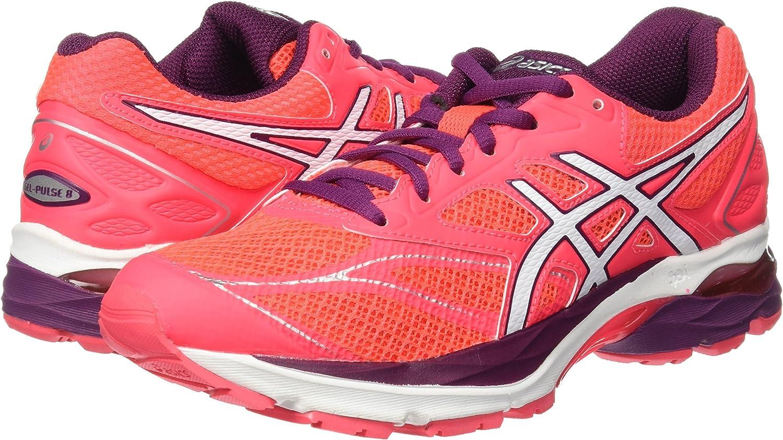 ASICS Gel-Pulse 8, Zapatillas de Running para Mujer: MainApps: Amazon.es: Zapatos y complementos