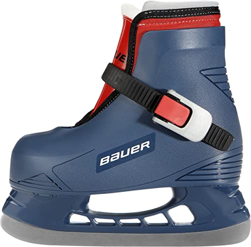 Bauer LIL Angel Champ Skates, Blue, 6-7