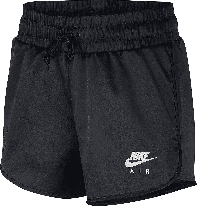 Nike Air Satin Short pour femme Noir 38: