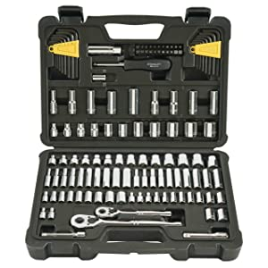 Stanley STMT71652 123-Piece Socket Set