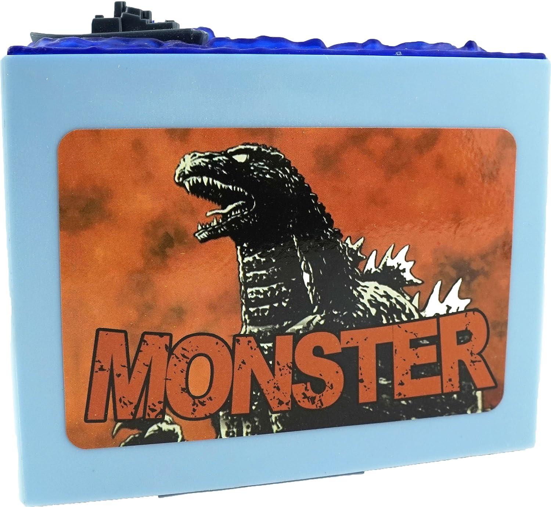 Scary Monsterゴジラ貯金箱恐竜自動Musical Stealingマネー保存ボックス、ハロウィンパーティ、子供用、ホーム装飾家具~ USA SELLER 。   B01LZCB27C