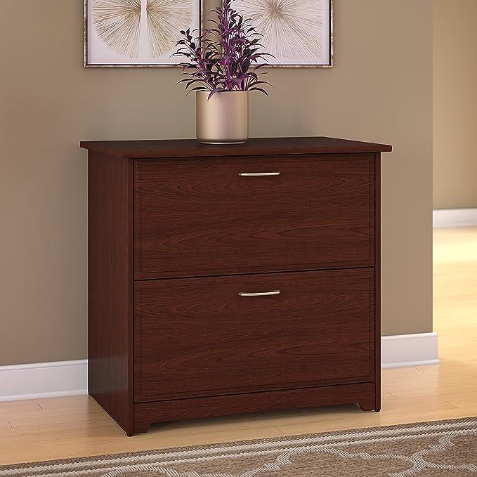 Amazon.com: Bush Furniture Cabot Collection:Archivo lateral ...