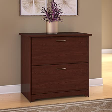 Amazon.com: Bush Furniture Cabot Collection:Archivo lateral ...