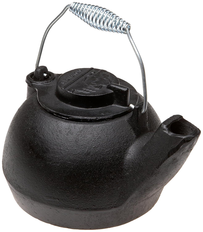 Old Mountain 78226 Cast Iron Tea Kettle 10129