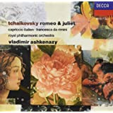 Tchaikovsky: Romeo and Juliet / Capriccio Italien / Francesca da Rimini / Elegie for strings