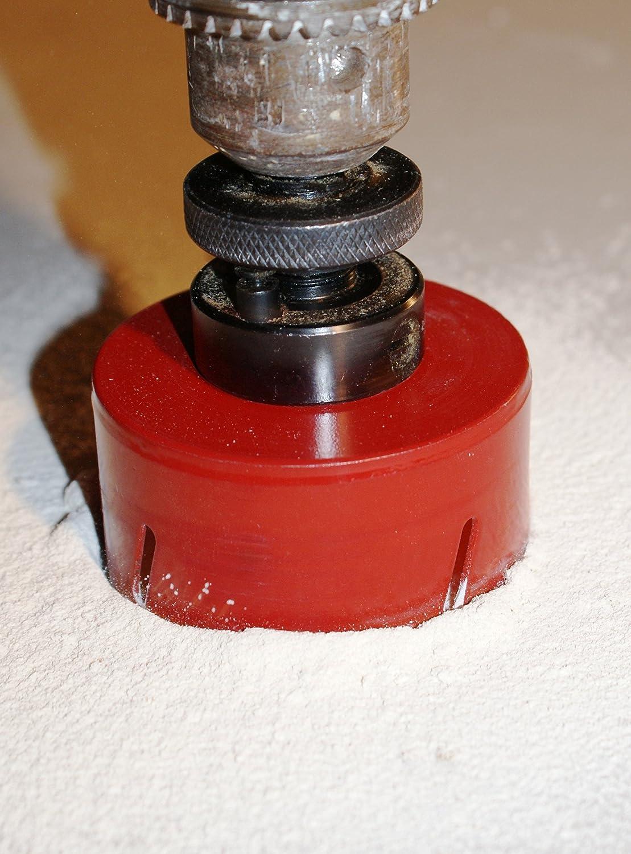 140 mm de di/ámetro Hoja circular bimetal para sierras de corona Exact 06057 Eventus