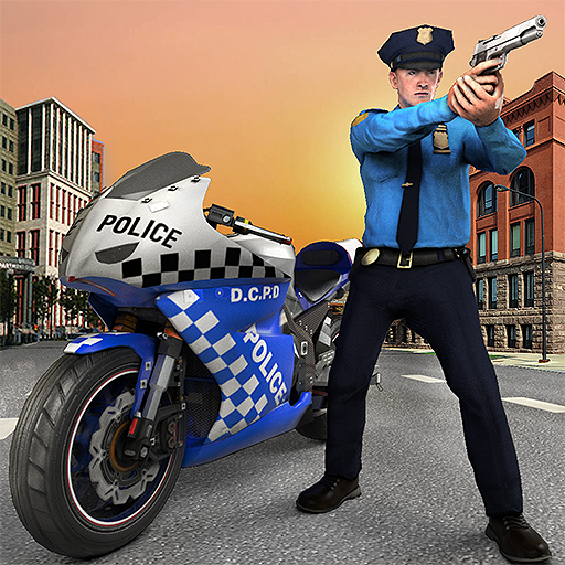 Crime Town Police Prisoners Bike Chase : Police Bike Driving Pro Parking Adventure Robber Car Chase Rush Simulator Best Free Game 2019 (Best Security App For Android 2019)