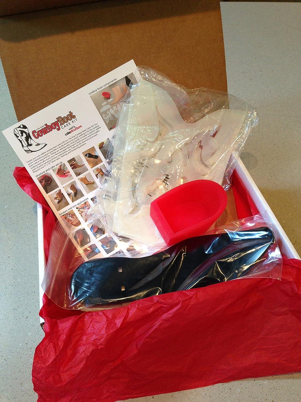 Amazon.com: Life-Size Cowboy Boot Cake Kit: Health & Personal Care