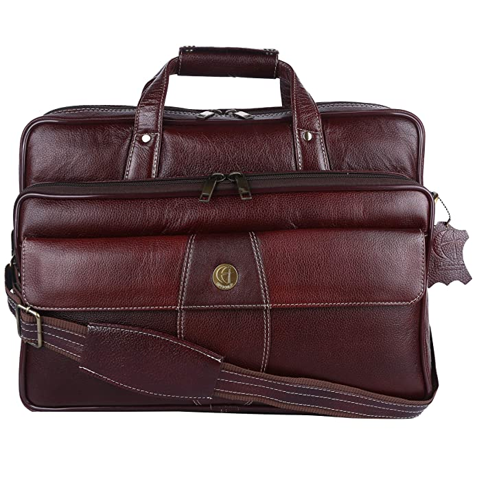 10 Best Leather Laptop Bags in India 2020 (Reviews & Tips)