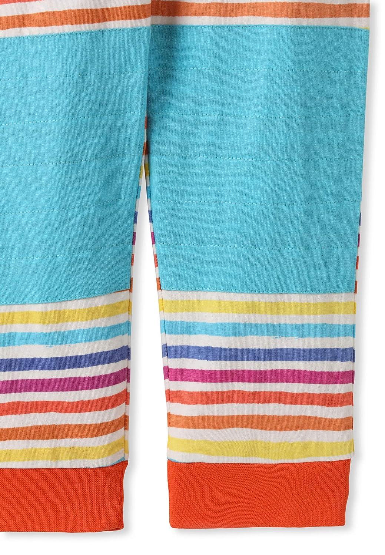 Ragazzo Ragazza 0-4 Anni kIDio Cotone Biologico Beb/è Bambini Piccoli Pantaloni con Applicazioni sulle Ginocchia