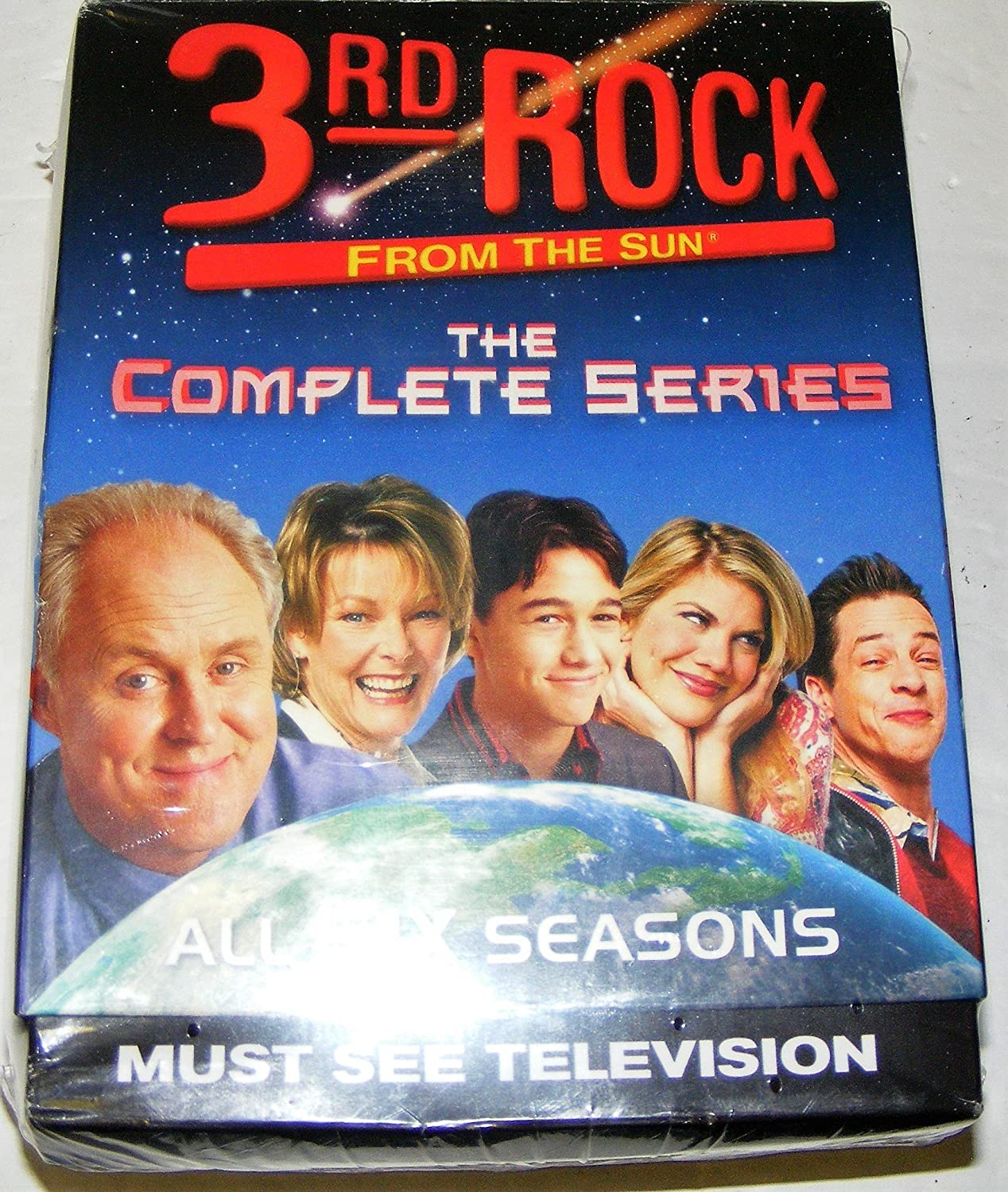 Mill Creek 07132 Third Rock From The Sun, The Complete Series