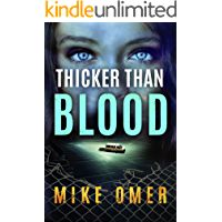 Thicker than Blood (Zoe Bentley Mystery Book 3)