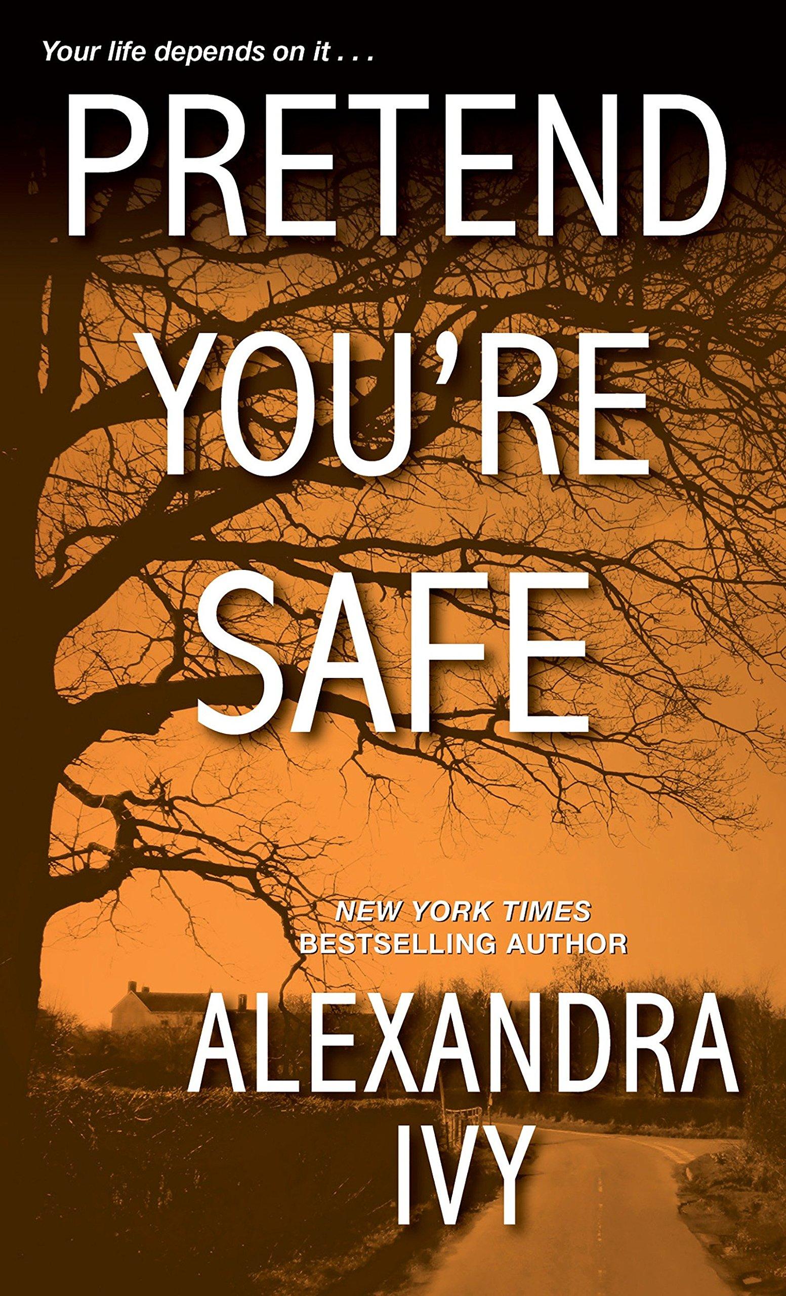 Amazon.com: Pretend You\'re Safe (The Agency) (9781420143775 ...