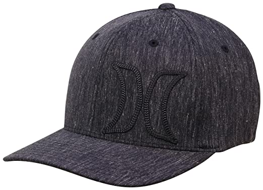 985a9bc24d2 Hurley Cove Hat - Obsidian  Amazon.co.uk  Clothing