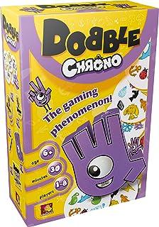Asmodee- Juego de Cartas Dobble Chrono (ADE0DOB02ML): Amazon ...
